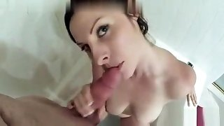Muscle MILF Dabbler Anal POV and Facial