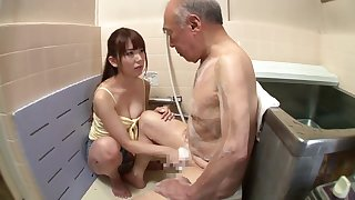 Hard sex With Beautiful Son In Law
