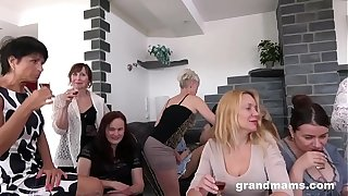 Strongest Granny Fuck Fest part 1